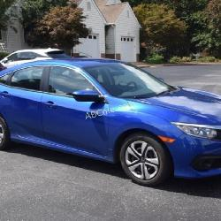 2018 Honda Civic (11,000 miles); 4 Dr. Standard