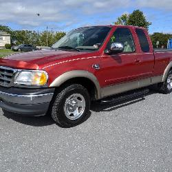 2001 Ford F150 Pickup Truck