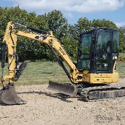 Caterpillar 303.5D Excavator