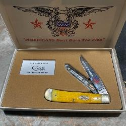 Commemorative Case Knife set