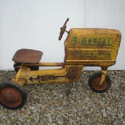 Murray Child's Pedal Tractor, Early 1960's