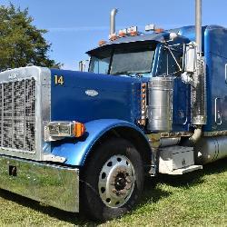 Peterbilt Road Tractor Truck
