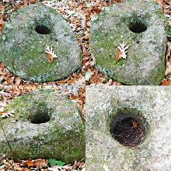 Native American Grinding Rock
