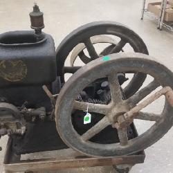 Hercules Gas Engine