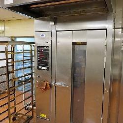 Hobart Rotator Bakery Rack Oven