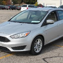 #267 2016 Ford Sedan w/ 31,265 Miles