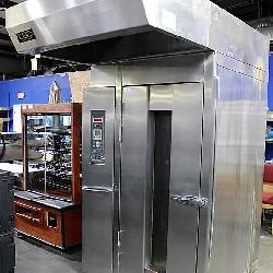 Rotator Bakery Rack Oven