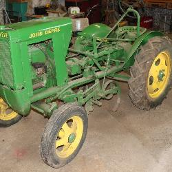 1938 John Deere L- 1990's Restoration