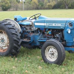 1979 Ford 4100 Diesel Tractor Model#KA214C w/ 5521 Hours