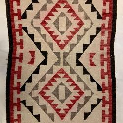 Native American Blacket Rug
