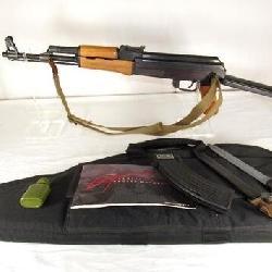 Poly Tech Legend AK-47S 7.62x39 Semi-Auto Rifle