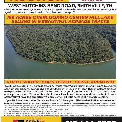 159+ Acres at Center Hill Lake