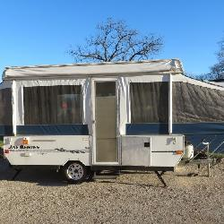 Jayco J Series 1207 pop up folding camper