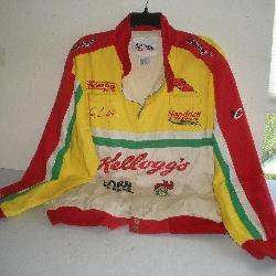 Nascar Racing Jacket  - Terry Labonte