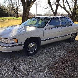 1995 Cadillac Deville - Low Milage