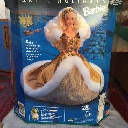 New in Package Barbie Doll Collection
