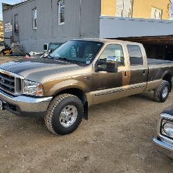 01 Ford 7.3 Diesel Nice