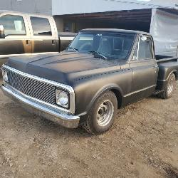 1971 Chevy Step Side