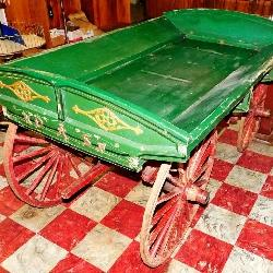 Antique Wagon Shoemakersville, PA 1910