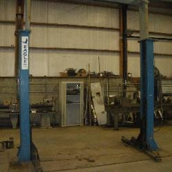 Eagle Hydraulic Car Lift  Model PP-9  Serial# 223