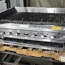 NEW MONTAGUE 4' CHAR GRILL