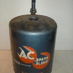 Vintage AC Spark Plug Cleaner