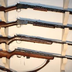 Winchester, Remington, Mossberg, Savage, etc.