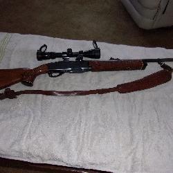 Remington Mod 742 BDL 30-06