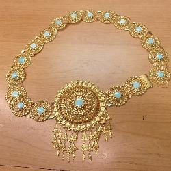 22 Kt. Gold belt