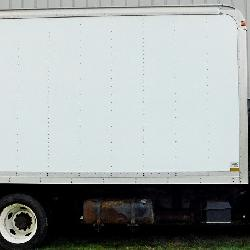Ford Diesel Box Truck 59,000 Miles
