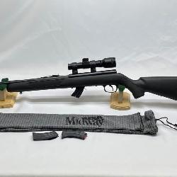 Savage Mark II 22 cal LR