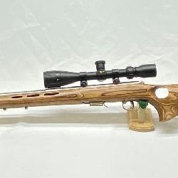 Savage 93R17 HMR