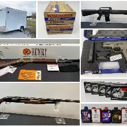 March Firearm and Ammunition Auction