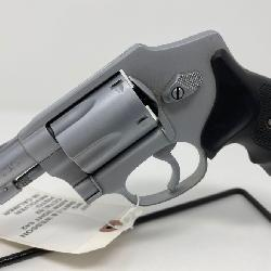 Smith and Wesson Airweight .38