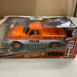 Die Cast replica truck