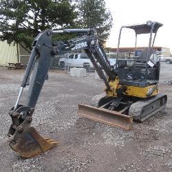 new arrivals 3b06f edfc0 John Deere 27D Mini Excavator