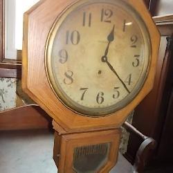School House Clock Regulator
