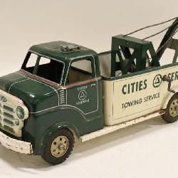 f3b593bf9f7 Marx Cities Service Tow   Wrecker Truck