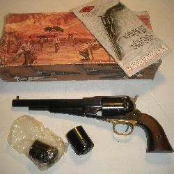 F. LLI Pietta Pistol  1858 New Army Model