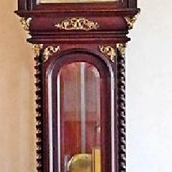 Beaux Arts Tall Case Clock c.1890