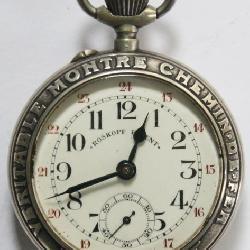 Roskopf Swiss Railroad Watch