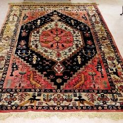 Oriental Wool Room Size Carpet