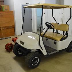 2006 gas Golf Cart