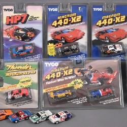 HO scale slot cars