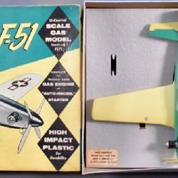 Comet F-51 Mustang