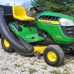 John Deere with Low Hours!