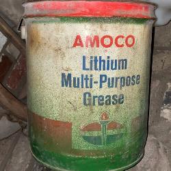 Standard Oil AMOCO 5 Gallon Cans