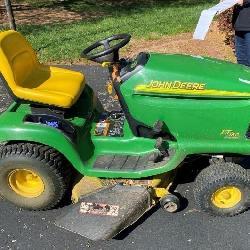 Nice John Deere Lawn Mower!