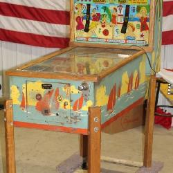 1956 Key West pinball game by Bally
