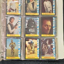 1977 Star Wars Wonder Bread Set